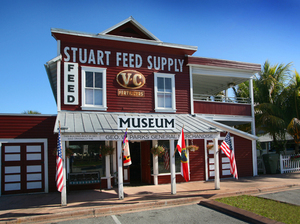 stuart feed supply museum
